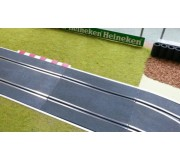 Slot Track Scenics K-S Kerbs for Straights x4