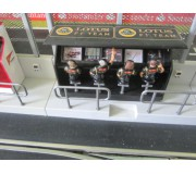 Slot Track Scenics TS/Dec. 4 Decals Timing Stand – Lotus