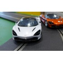 Scalextric C3982 McLaren 720S - Glacier White