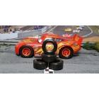 Paul Gage PGT-22104XXD Urethane Tires 22x10x4mm x2