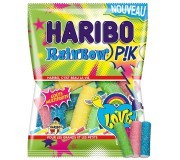 Bonbons Haribo Rainbow Pik