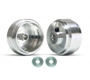 Slot.it W17309725A Hubs Aluminum Ø17.3 x 9.75mm x2