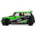 Scalextric C3743A 60th Anniversary Special Edition Packaging - MINI Cooper S - MINI Challenge 2015