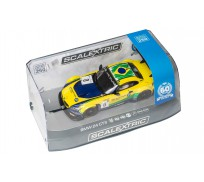 Scalextric C3721A 60th Anniversary Special Edition Packaging BMW Z4 GT3 - Blancpain Series Brands Hatch 2015