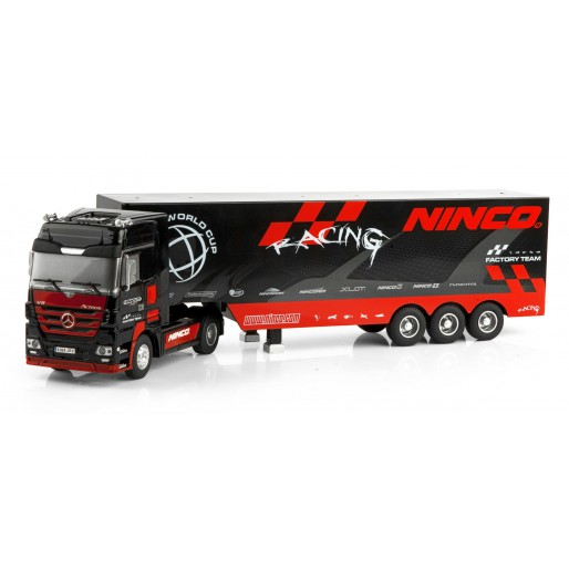 Ninco Trailer Factory Team