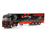 Ninco Heavy Duty Trailer Factory Team