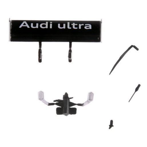 "Carrera 89825 Spare Parts for Audi A5 DTM ""M. Molina, No.20"", 2013"