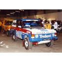 "Scaleauto SC-6088 Range Rover Trident Paris Dakar 1991 ""Africa Legends Collection"" n.217"