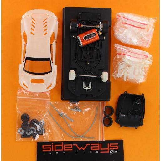 Sideways SWCAR01K White Kit Lamborghini Huracan GT3