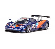 Scaleauto SC-6045 Pagani Zonda 24h LM Test 2004 n.60 Force One Racing