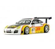 NSR 0055AW Porsche 997 LKM Silverstone 2009 n.61 - AW King 21 EVO3