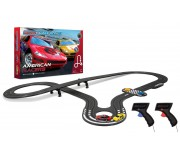 Micro Scalextric G1098 American Racers Set