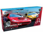 Micro Scalextric G1098 Coffret American Racers