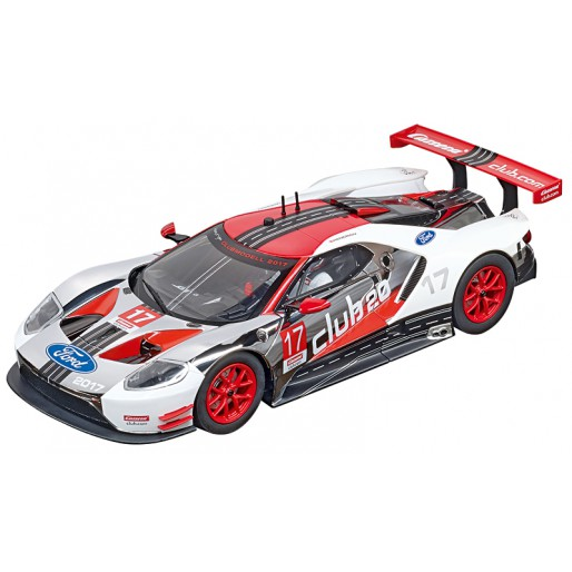 carrera digital 124 23851 ford gt race car clubmodell. Black Bedroom Furniture Sets. Home Design Ideas