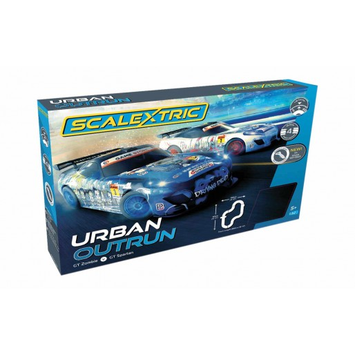 Scalextric C1379 Urban Outrun Set