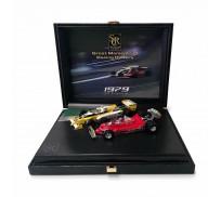 SRC 900104 Special Box Renault & Ferrari GP de Francia 1979 - Arnoux vs Villeneuve