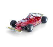 SRC 02205 Ferrari 312 T4 1° GP Monaco 1979 Gilles Villeneuve