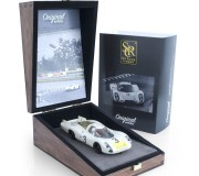 SRC 00110 Porsche 907L 1000km Monza 1968 Rolf Stomelen & Jochen Neerpasch