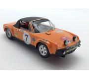 SRC 01601 Porsche 914/6 GT Rallye Montecarlo 1971 - B. Waldegard - H. Thorzelius