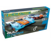 Scalextric C1384 Coffret Gulf Racing