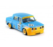 BRM R8 GORDINI n.23 YELLOW/BLUE RENAULT EDITION