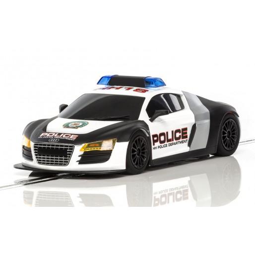 Scalextric C3932 Audi R8 Police Car