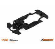 Scaleauto SC-6650A American 7R Chassis (Hard)