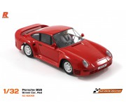 Scaleauto SC-6205R Porsche 959 Street Car Red