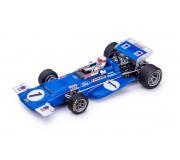 Policar CAR04b March 701 n.1 Jackie Stewart - Jarama GP 1970