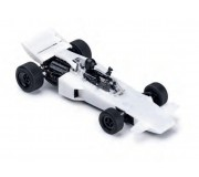 Policar CAR02z Lotus 72 Kit Blanc