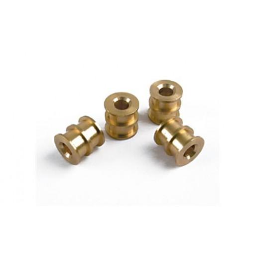 "Ninco 80432 Prorace Evo Double Bronze Bushings 3/32"" x4"