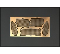 Black Arrow BAFG03A Black Bull Photoetched Parts