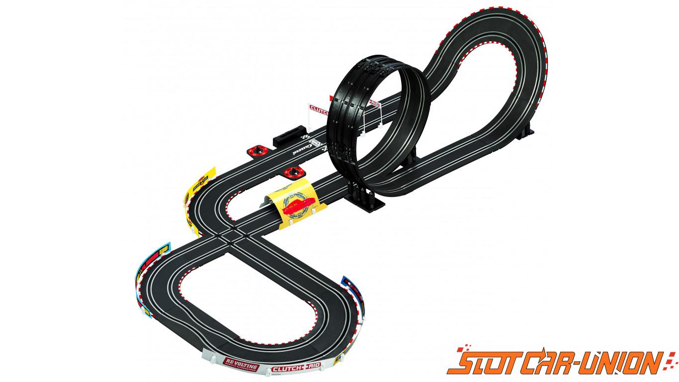 20062443 Goblin Circuito de Coches, Racers Spider Man Carrera Go!!!