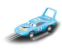 "Carrera GO!!! 64107 Disney/Pixar Cars - Strip ""The King"" Weathers"