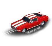 Carrera GO!!! 64120 Ford Mustang '67 - Racing Red