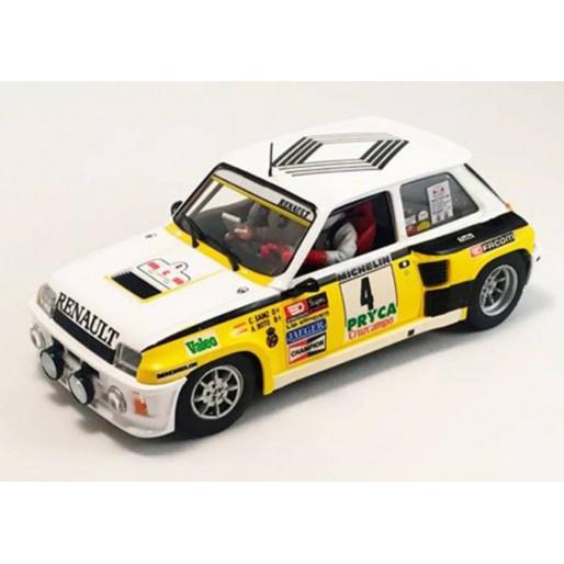 Slotwings W037-02 Renault 5 Rallye Sierra Morena 1985