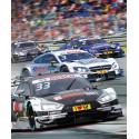 """Carrera DIGITAL 124 23847 Audi RS 5 DTM """"R. Rast, No. 33"""""""