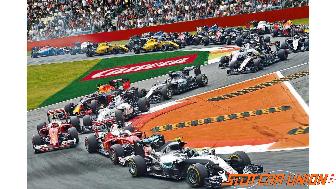 carrera go 62456 champions course set slot car union