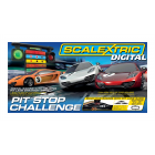 Scalextric Digital C1296 Pit Stop Challenge Set