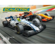 Scalextric C8182 Catalogue Jan - June 2018