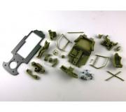 LE MANS miniatures Kit châssis Racing Porsche 961