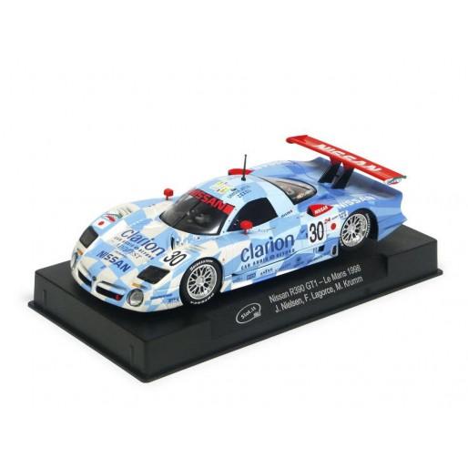 Slot.it CA14c Nissan R390 GT1 n.30 24h Le Mans 1998