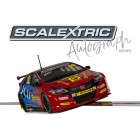 Scalextric C3860AE Autograph Series BTCC Honda Civic Type R - Jeff Smith - Special Edition