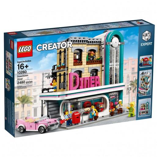 LEGO 10260 Un dîner au centre-ville