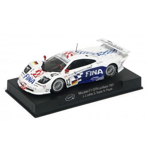 Slot.it CA10f McLaren F1 GTR n.42 24h Le Mans 1997
