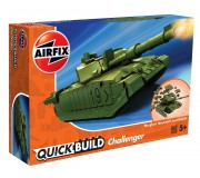 Airfix QUICK BUILD Challenger Tank
