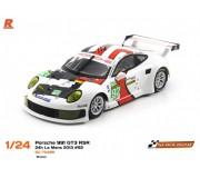 Scaleauto SC-7048R Porsche 991 RSR 24h Le mans 2013 n.92 Winner Porsche AG Team Manthey