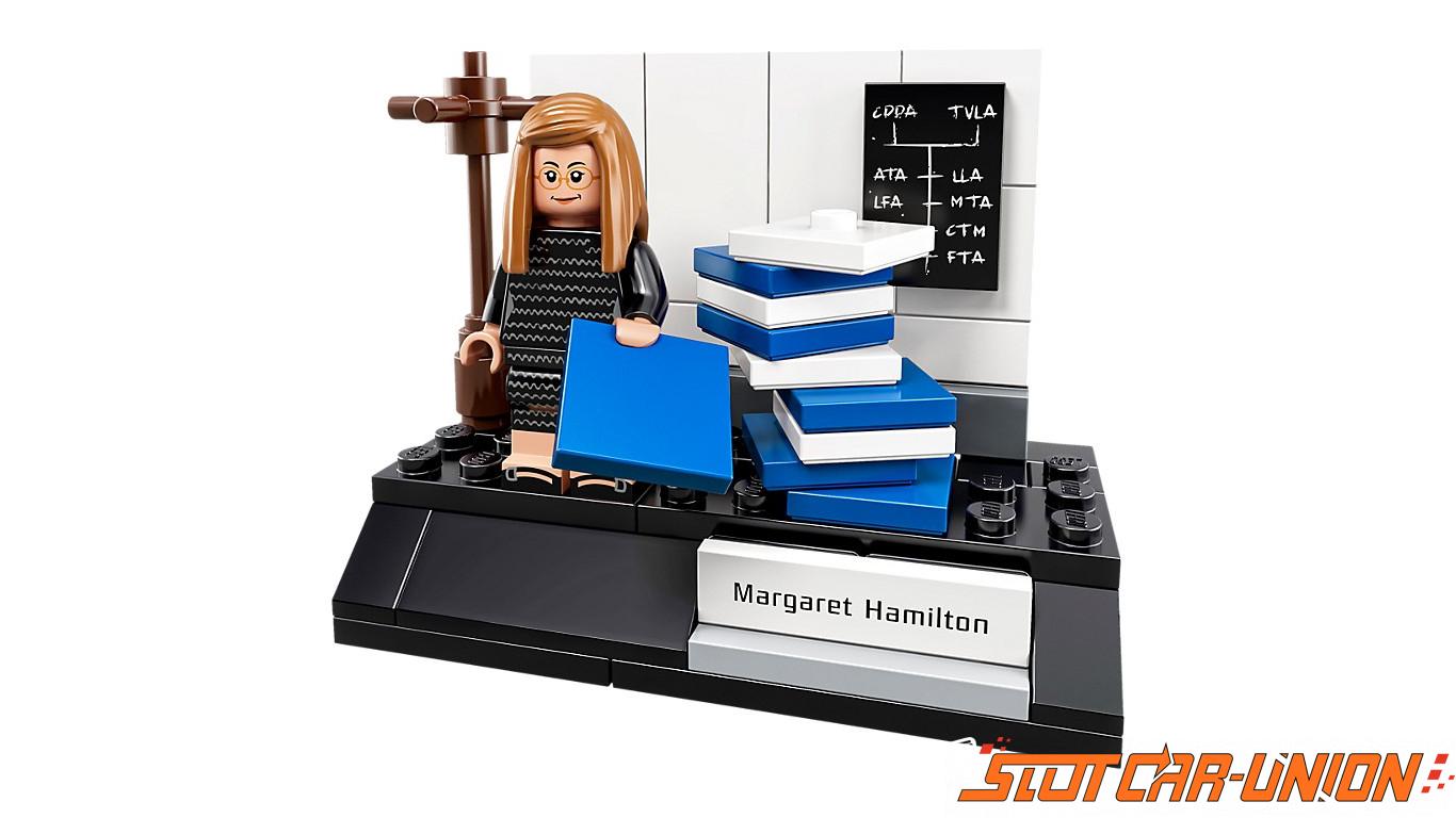 New Genuine LEGO Margaret Hamilton Women of NASA Astronaut 21312