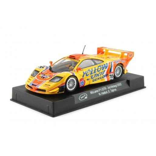 Slot.it CA10g McLaren F1 GTR n.76 3rd Motegi 2002