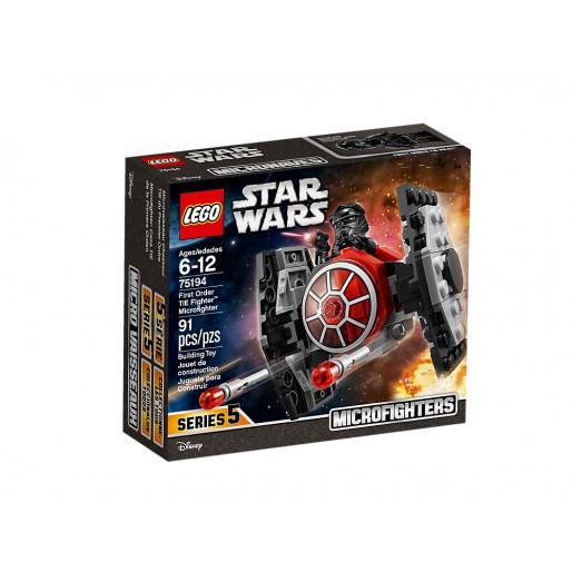 LEGO 75194 Microfighter Chasseur TIE du Premier Ordre™